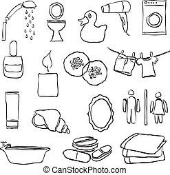 Imágenes de baño de fideos