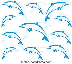 Imágenes de papel tapiz de delfines