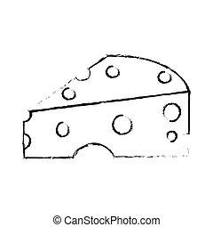 Imágenes de rodajas de queso