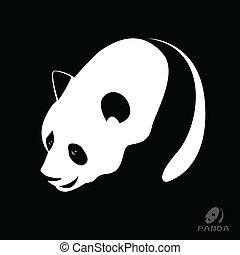 Imágenes de un panda