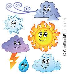 Imágenes del clima