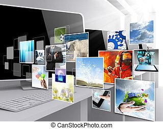 Imágenes en Internet