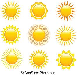 Imágenes solares