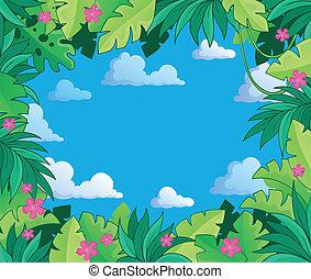 Image con el tema de la selva 2