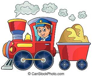 Image con el tema del tren 2