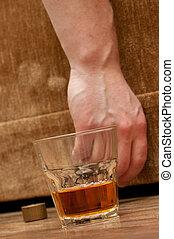 Imagen de abuso de alcohol