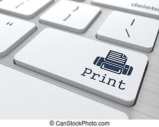 """""""imprimir"""" botón."""