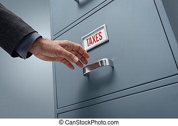 Impuestos y pagos