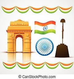 india, herencia