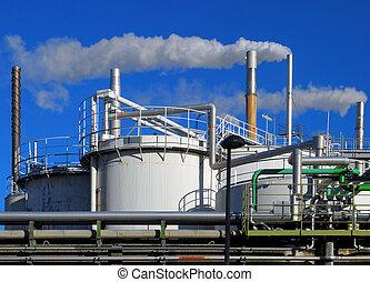 industria, químico