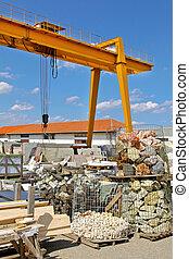 Industrias Rock Crane