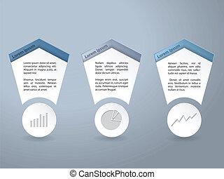 Infográficos con elementos gráficos