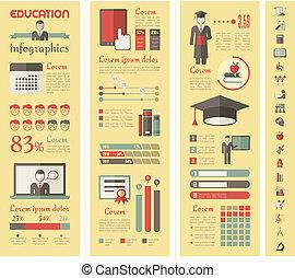 Información de educación.