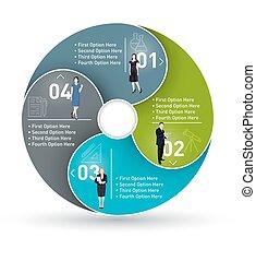 Información del círculo de negocios