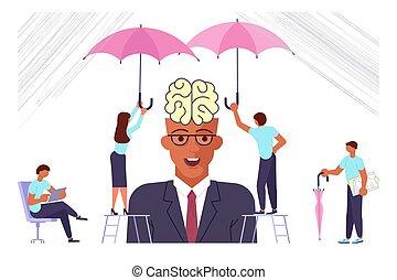 Información del síndrome de la oficina