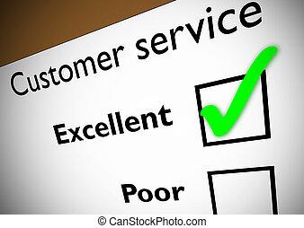 Informe de servicio al cliente