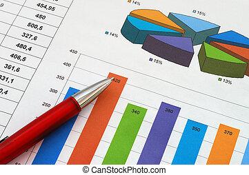 informe, finanzas