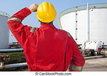 Ingeniero de petróleo