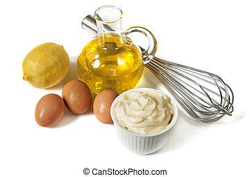 ingredientes mayonesas