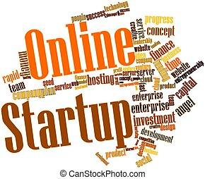 inicio, en línea