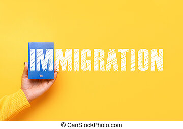inmigración, inscripción