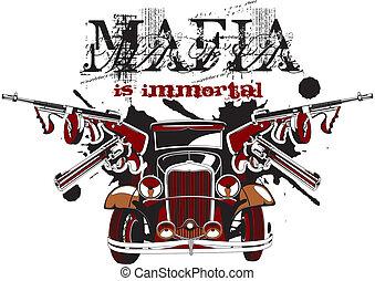 inmortal, mafia