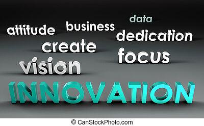 Innovación al frente