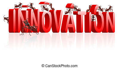innovación, inventar, investigación