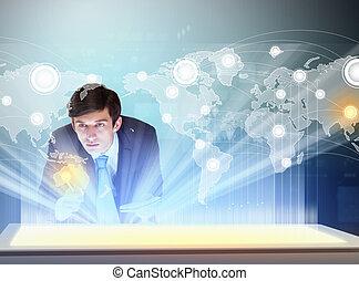 Innovaciones empresariales y de comunicación