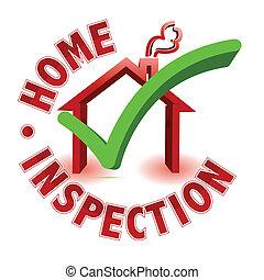 Inspección en casa