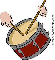 instrumento, tambor