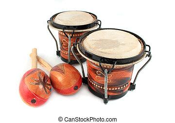 Instrumentos de ritmo
