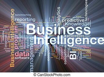 inteligencia, encendido, concepto, empresa / negocio, plano de fondo