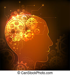 inteligencia, humano