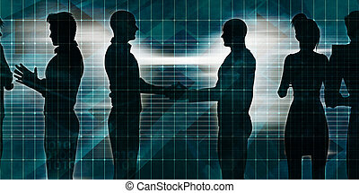 Intercambiando ideas