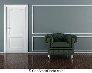 Interior clásico