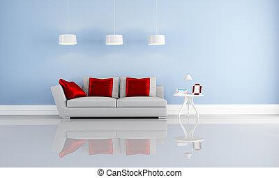 Interior moderno elegante