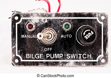 interruptor, grunge, interruptor