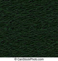 intertwined, resumen, seamless, fondo verde, pasto o césped