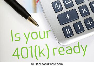 Inversión en el plan 401K