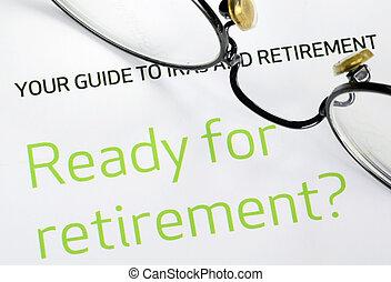 Inversión en el plan de jubilación