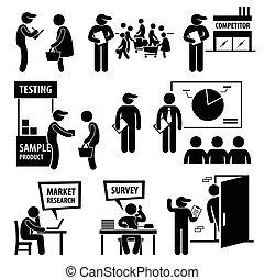 Investigación de análisis de mercado