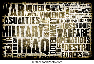 irak, guerra