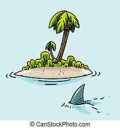 isla, diminuto
