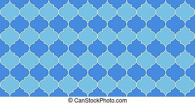 islam, diseño, mosaico, seamless, fondo., marroquí, eid, mubarak