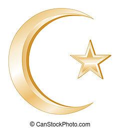 islam, símbolo