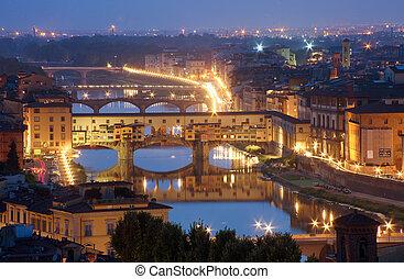 Italia, Florencia, colmillos,