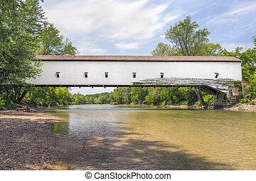 Jackson cubrió el puente