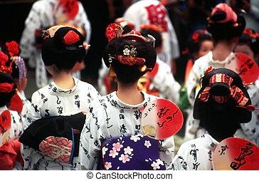 japón, carnaval