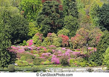 Jardines de villa Carlotta
